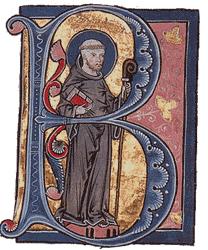 Saint_Bernard_of_Clairvaux_(Letter_B)_001